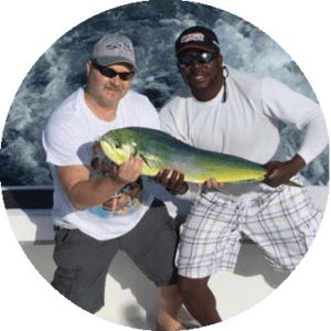 Catch dolphin fish with YB Normal Sports Fishing