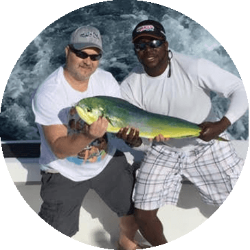 Catching Mahi-Mahi with YB Normal