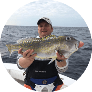 Catch goldentile in South Florida with YB Normal Sports Fishing